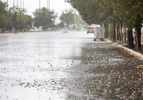هشدار هواشناسی/احتمال آب گرفتگی و وقوع سیلاب