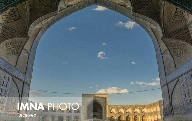 هوای سالم مهمان آسمان اصفهان است