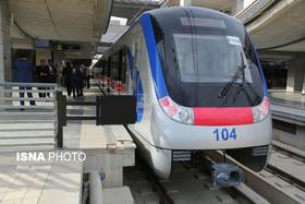 اعتبار ۱۰۰ میلیاردی توسعه خطوط یک و سه قطار شهری