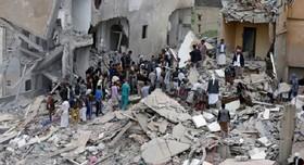 حمله جنگندههای سعودی مراسم عروسی در یمن را عزا کرد/ ۴۰ کشته و زخمی