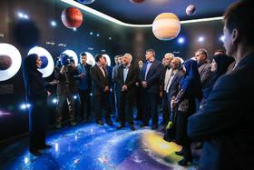 افتتاحیه پردیس نمایشگاه فیزیک و سلامت