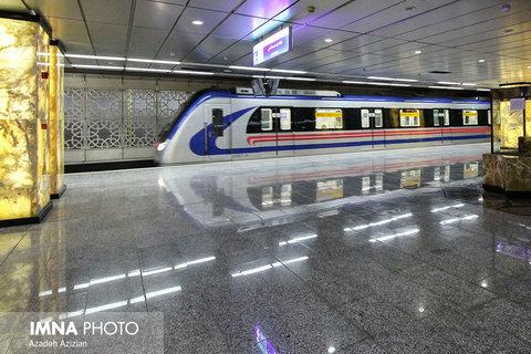 Isfahan moving towards developed railway systems