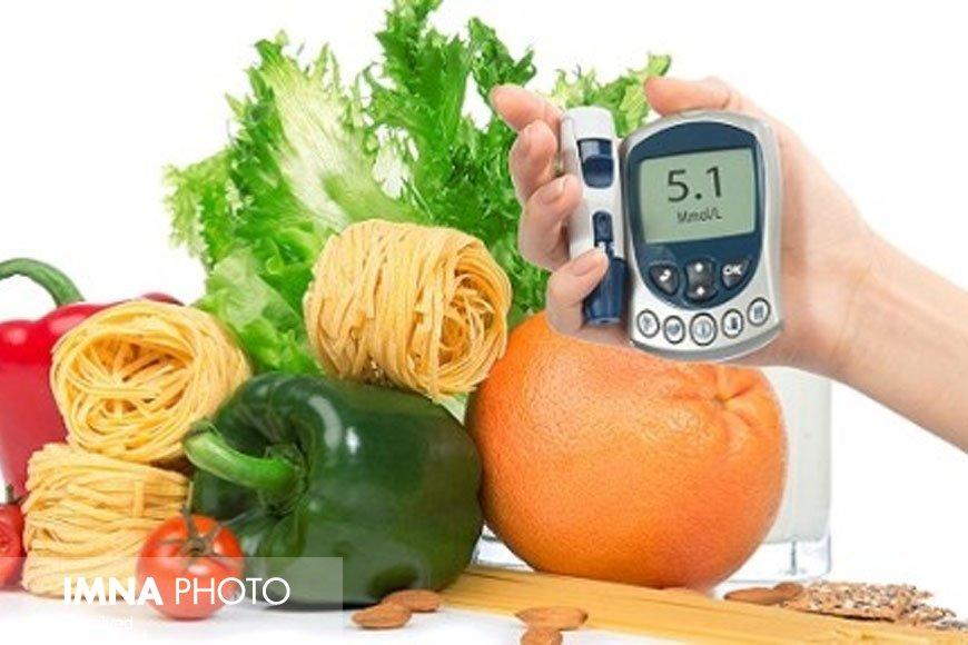 تغذیه مناسب بیماران دیابتی پس از ابتلا به کرونا