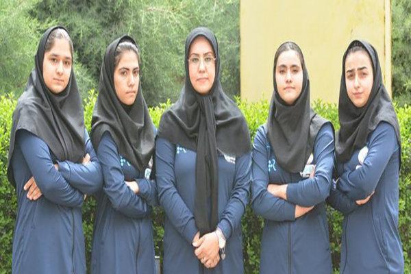 اولین حضور دختران وزنه بردار ایران در مسابقات آسیایی