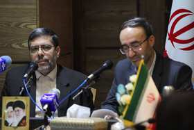 نشست خبری رییس دادگستری اصفهان