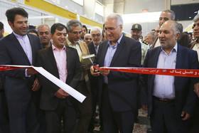 مراسم افتتاحیه اولین نمایشگاه تخصصی حمل و نقل پاک