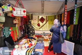 یک بازارچه برای کسب و کار هنرجویان صنایع دستی