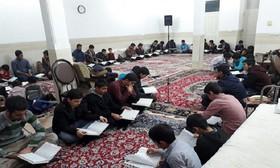 حضور پُرشور جوانان در جلسات قرآنی