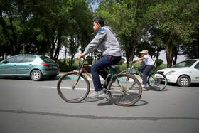 توزیع هزار دوچرخه در شهر اراک