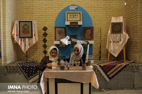نمایشگاه مشاغل وحرفه های سنتی
