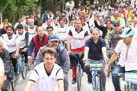 نوروزی: زیرساخت های دوچرخه سواری در اصفهان مهیا می شود