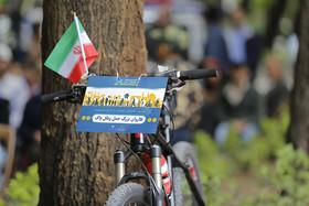 حرکت کاروان وسایل نقلیه پاک در سطح شهر اصفهان