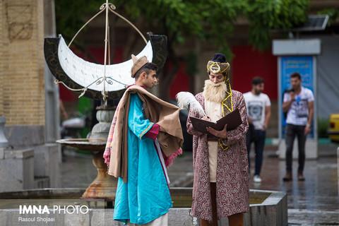 گذری بر تاریخ اصفهان در میدان جلفا