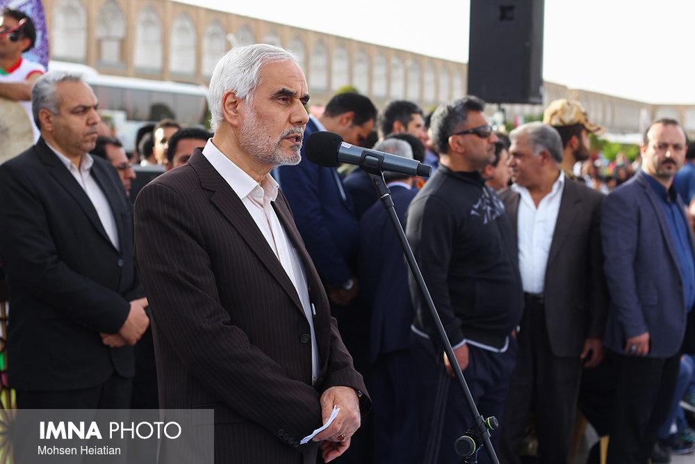 محسن مهرعلیزاده نامزد انتخابات ریاست جمهوری شد