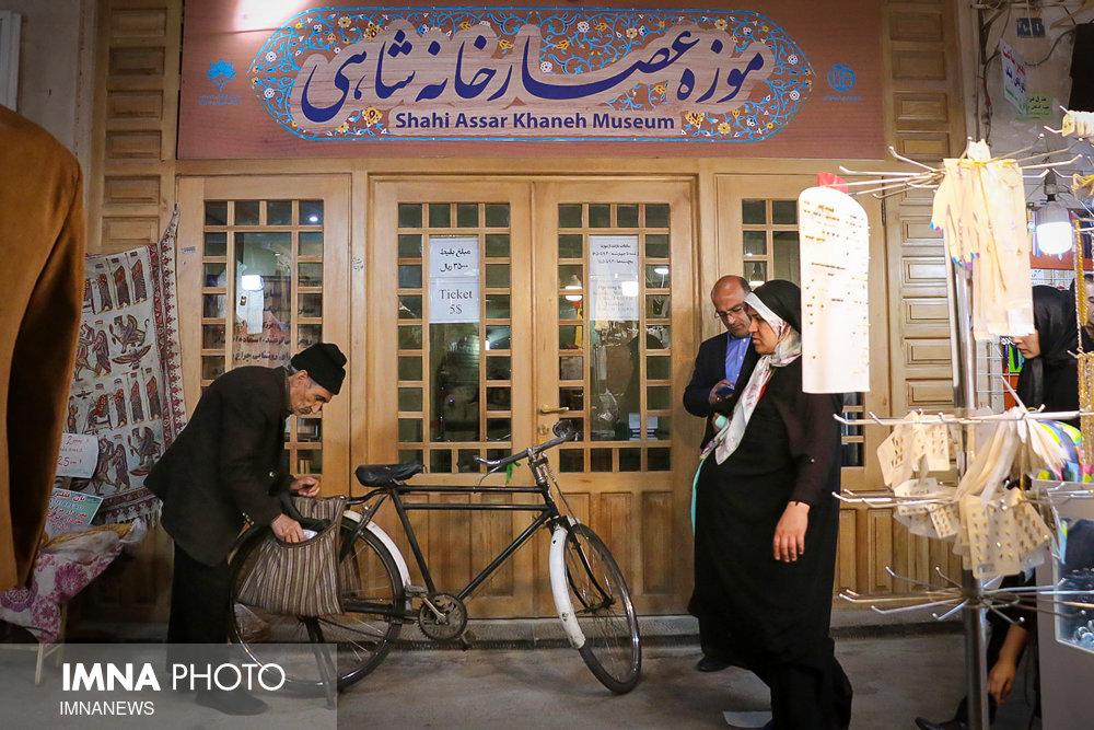 اصفهان پایتخت فولکلور ایران است