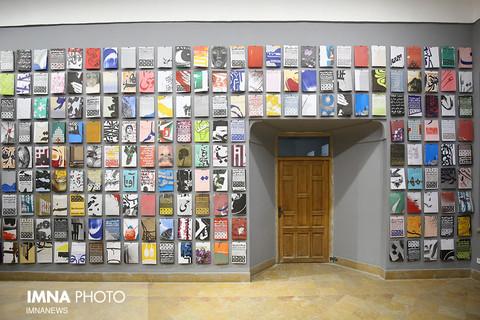 پروژه گروهی طراحی گرافیک در موزه هنر های معاصر