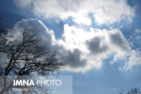 پیشبینی افزایش ابر و بارش پراکنده تا ۲۴ ساعت آینده