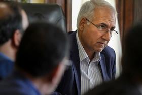 نشست شهردار با انجمن صنفی روزنامه نگاران اصفهان