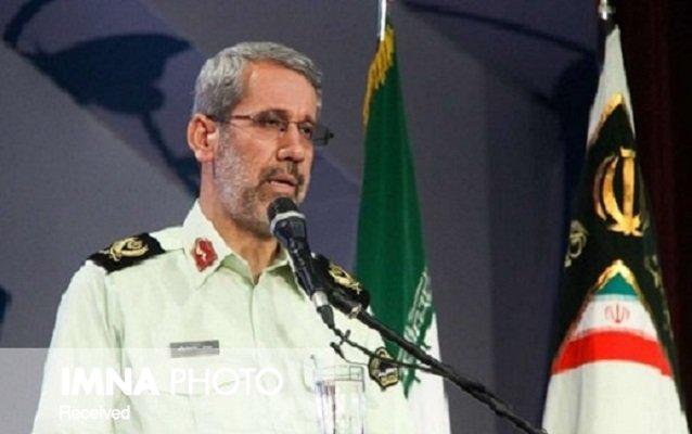 شهادت مامور نیروی انتظامی در درگیری با قاچاقچیان در سمیرم