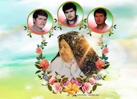 روحانی درگذشت مادر شهیدان سبکتکین را تسلیت گفت