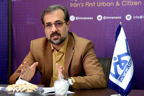 شهردار منطقه 9 در خبرگزاری ایمنا