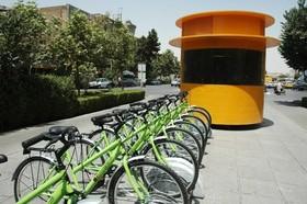 ایستگاههای تعطیل دوچرخه به شهر برگردد