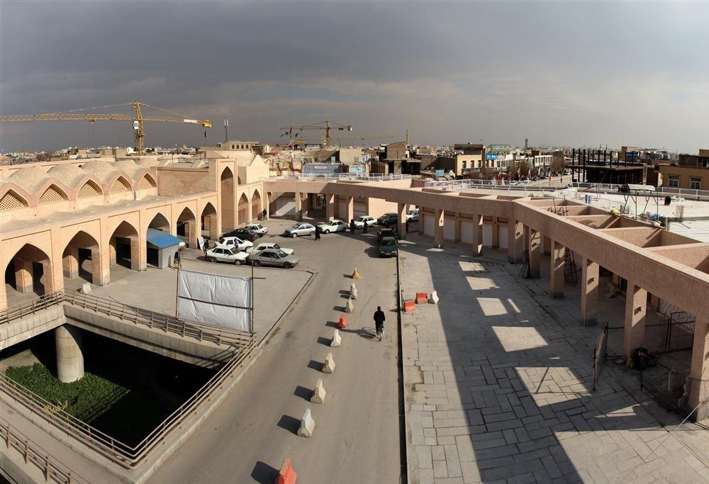 پروژه موزه میدان امام علی (ع) آماده بهرهبرداری است