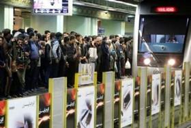جابهجایی روزانه ۱۶۰ هزار مسافر توسط خطوط قطارشهری مشهد