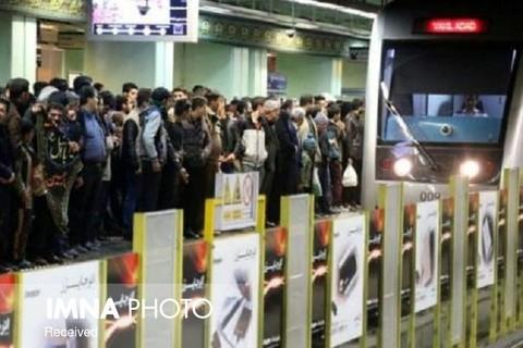 متروی مشهد از فردا فعال است