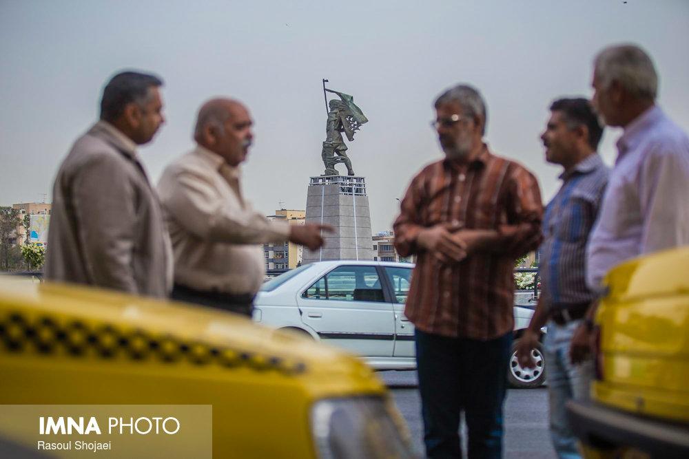 پایهگذار انجمن مردمی «دیدهبان شهر»: تندیس کاوه، بخشی از خاطرات مردم اصفهان است