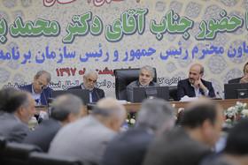 جلسه ستاد راهبردی و مدیریت اقتصاد مقاومتی استان با حضور نوبخت