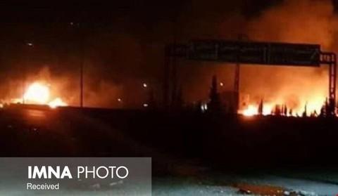 اصابت ۲ موشک به فرودگاه بغداد