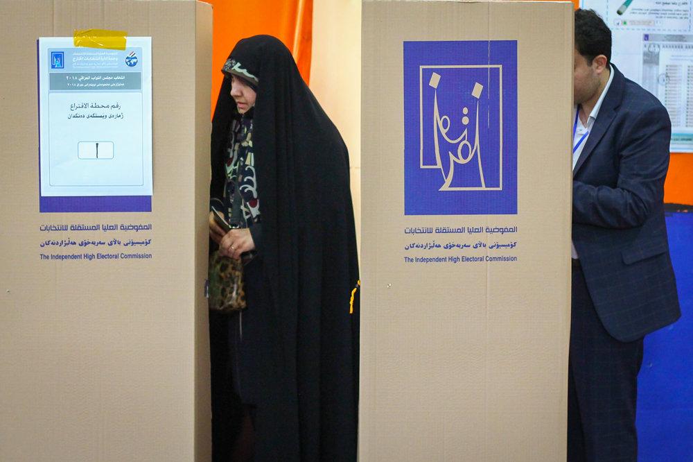 انتخابات زودهنگام پارلمانی در عراق؛ به نام معترضان به کام دولت