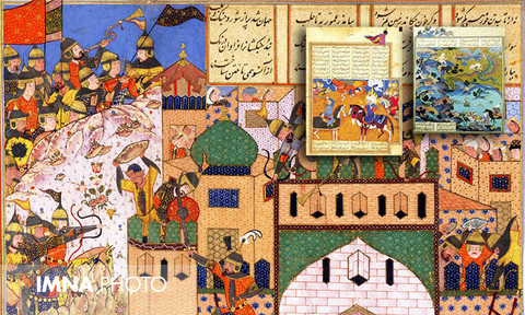 Persian miniature recognized as intangible cultural heritage