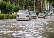 اجرای فاز نخست طرح هدایت آب های سطحی در خیابان گلسار