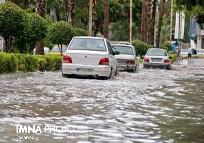 بارندگی های اخیر خدمات شهری را غافلگیر کرد