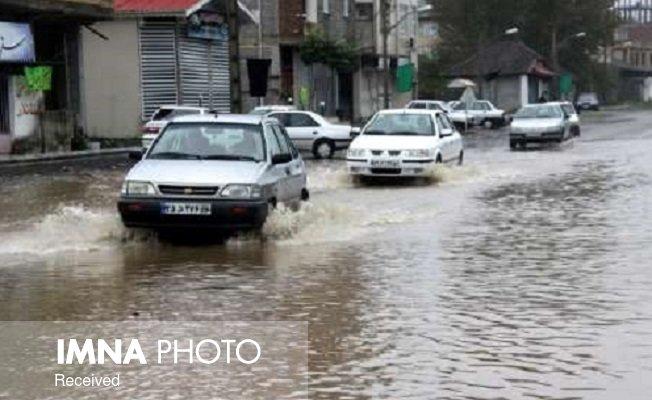 ادامه بارشها در ۶ استان/ کاهش محسوس دما در مناطقی از کشور