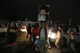 لیست مقتدی صدر و هادی العامری در اکثر استانهای عراق پیشتاز هستند