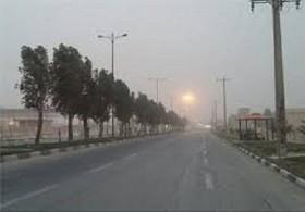 وزش باد شدید و احتمال بارش پراکنده در اصفهان