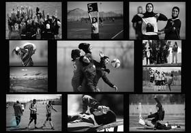 عکاسی از ورزش بانوان، راهی برای دیده شدن آن است