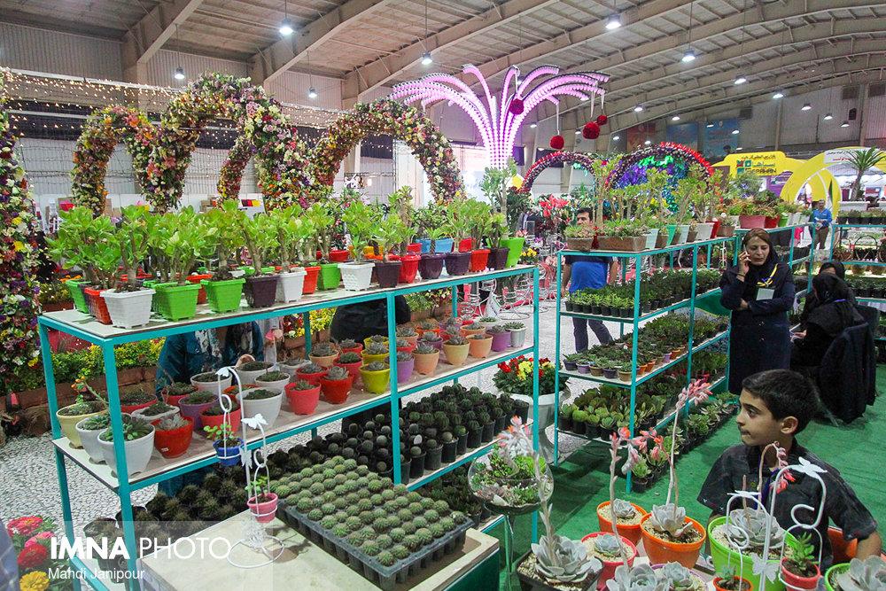 برگزاری دومین نمایشگاه گل و گیاه دارویی در اهواز