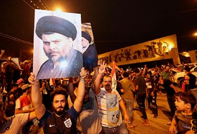 عراقی ها با نفوذ خارجی مخالفند، اما صدر انگشت روی ایران گذاشته است