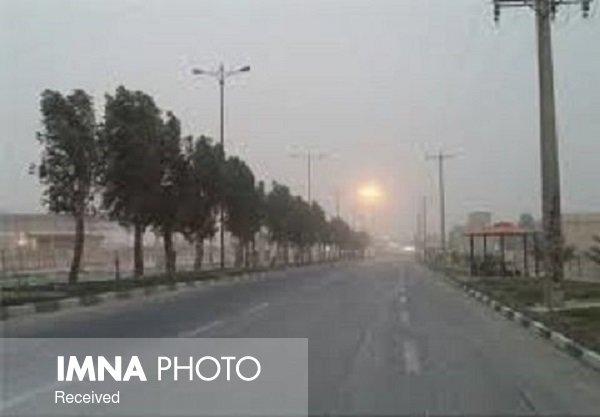 هشدار درباره وقوع طوفان و بارش شدید تا روز پنجشنبه در ایران