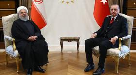 گسترش مناسبات ایران و ترکیه امنیت منطقه را تقویت می کند