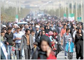 اصفهان چقدر برای رشد جمعیت جا دارد؟