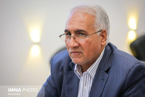 ديدار رييس روابط بين الملل شهرداري شيان چين با شهردار اصفهان