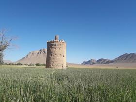 برج کبوترخانه محمودآباد دهاقان ثبت ملی می شود