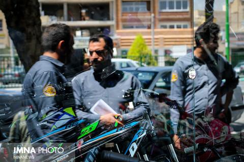 ماموران رفع تخلفات شهری کرمانشاه بیمه حوادث میشوند