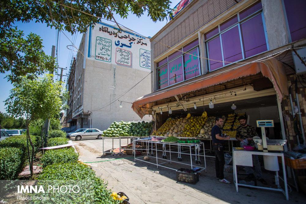 طرح «پیادهراههای کسب» در یزد اجرا میشود