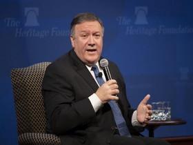 پمپئو برای مذاکره ایران و آمریکا شرط گذاشت
